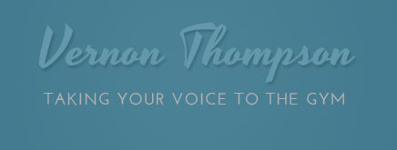 Vernon Thompson | Voice Coach London